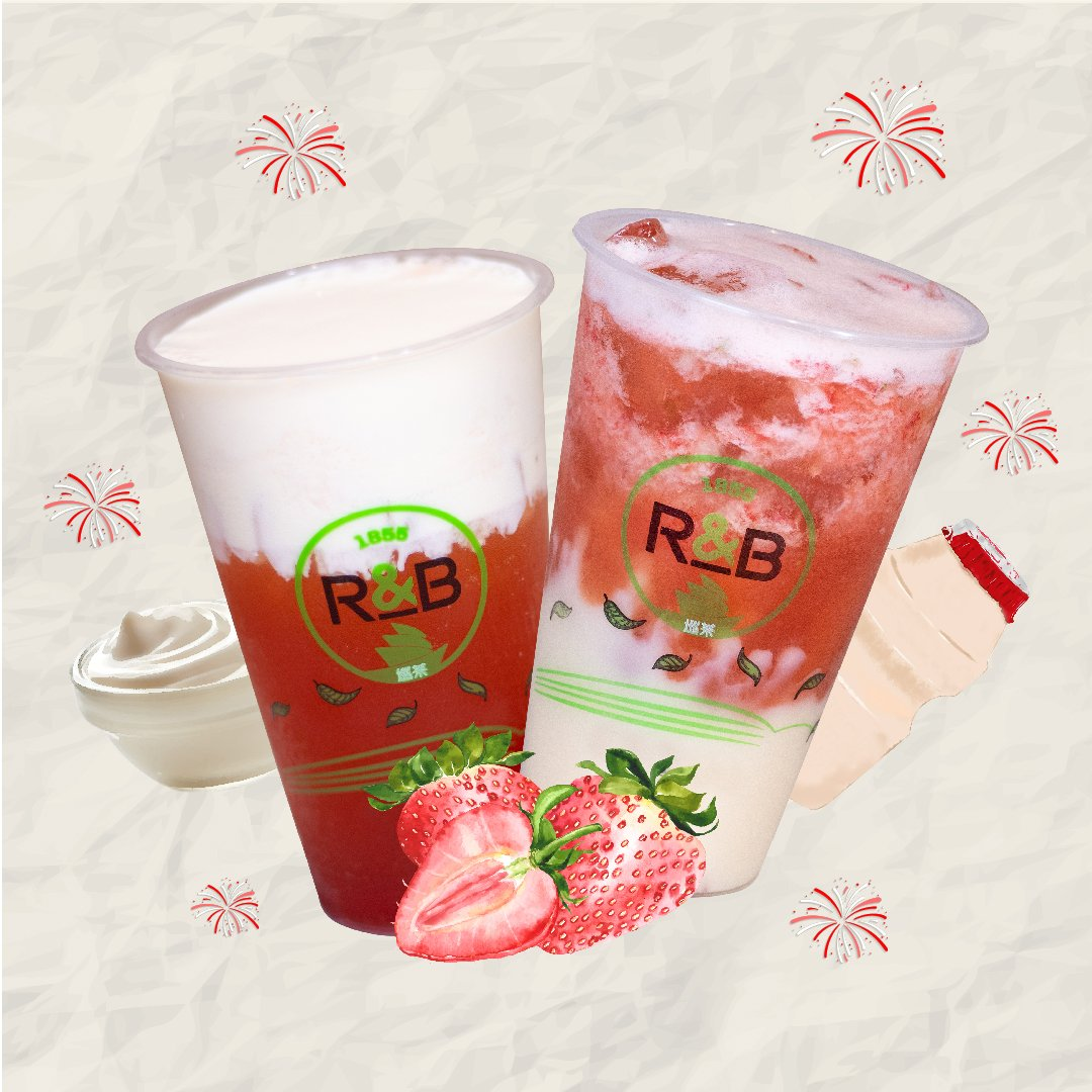 Jem® - R&B Tea National Day Drinks