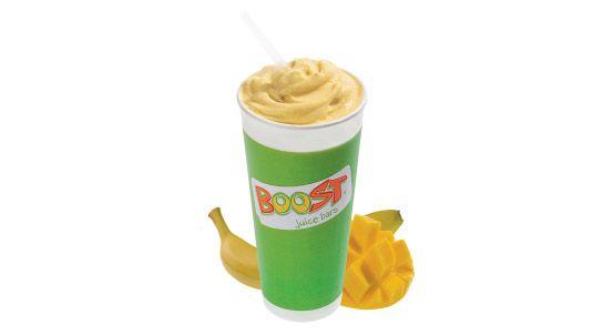 Boost Juice Menu Highlight: Mango Magic