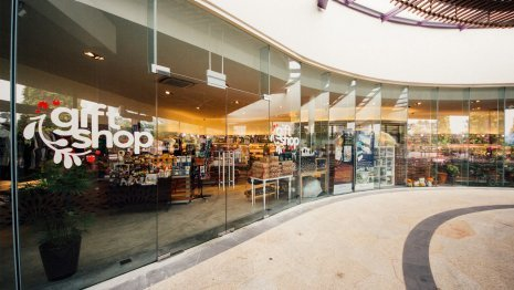 Enjoy discounts at Arrival and Conservatory Gift Shops