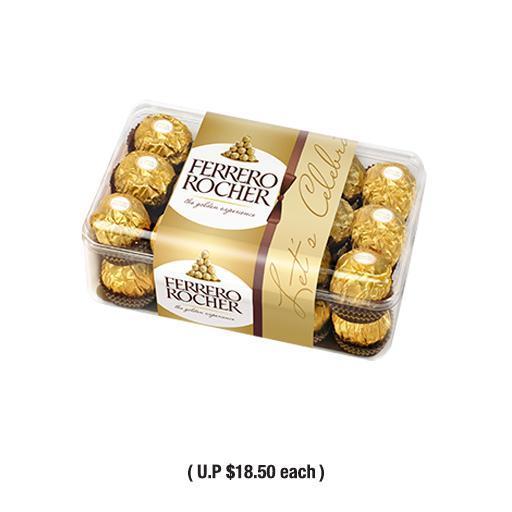 Ferrero Rocher T30 375g (Expiry Dec 2020)