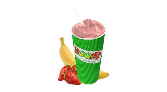 Boost Juice Menu Highlight: Strawberry Squeeze