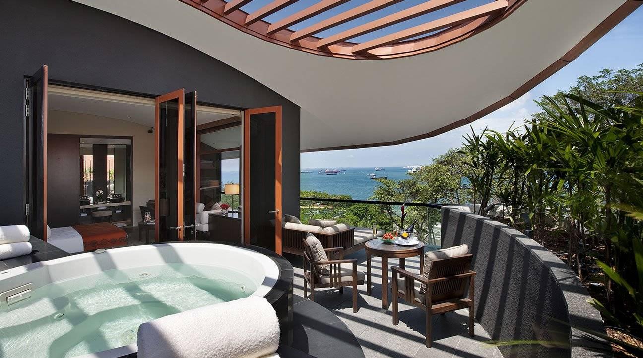 Singapore Sentosa Island Accommodation | Capella Hotel Singapore ...