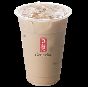 Alisan Milk Tea – Gong cha Menu