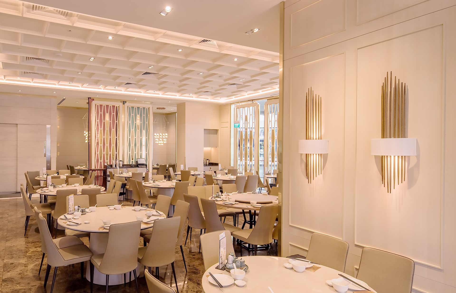 Canton Paradise | Restaurant in Singapore l Marina Bay Sands