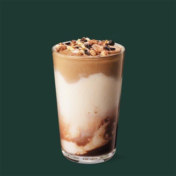 Starbucks Released New Chocolate Granola Banana Yoghurt ...